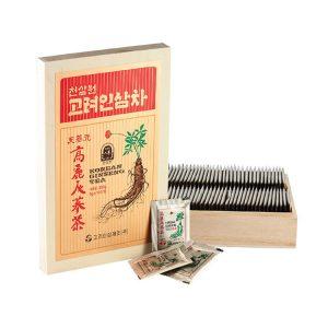 trà sâm Hàn Quốc uy tín